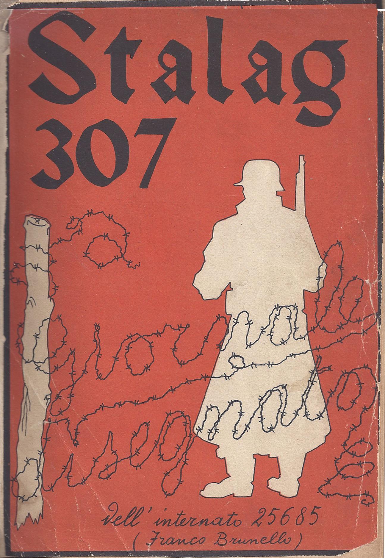 Stalag 307 - la copertina